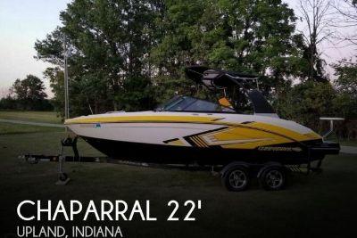 2015 Chaparral 223 Vortex VRX