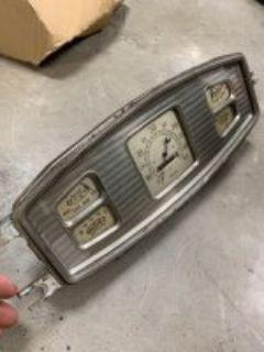 1933 Dodge gauge cluster for 32 Ford