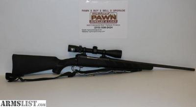 For Sale: Savage 11 308 w/nikon