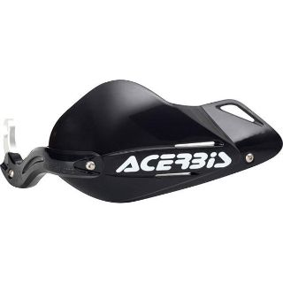 Buy Black Acerbis Supermoto X-Strong Handguards motorcycle in San Bernardino, California, US, for US $119.88