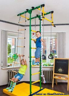 LIMIKIDS - Indoor Home Gym for Kids