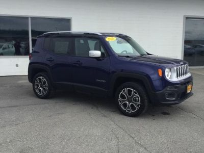 2016 Jeep Renegade LIMITED (BLUE)