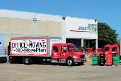 Best Office/Industrial Moving Services in Texas, USA - Move Solutions