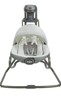 Duet Oasis Swing and Removal Rocker