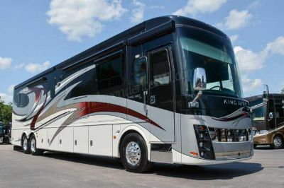 2013 Newmar King Aire 4584, Bath/Half, Low Miles New Tires