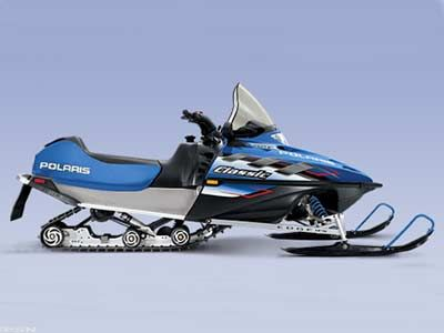 2006 Polaris 550 Classic Snowmobile -Trail Snowmobiles Eagle Bend, MN
