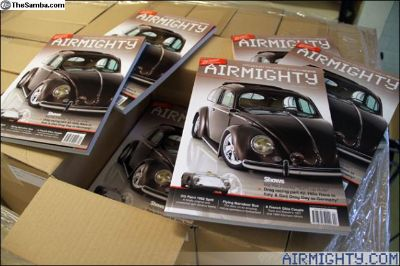 AirMighty Megascene Aircooled Issue # 04
