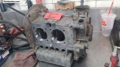 Bastard Engine Case... Modified 36 hp
