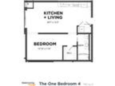 Bakery Living Orange - The One BR 4