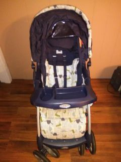 Graco Stroller infant to toddler..Nice!