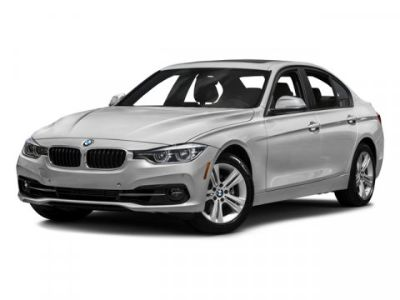 2016 BMW 3-Series 328i (White)