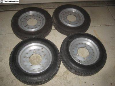 Rare Streaker Wide 5 Aluminum Wheels/Rims