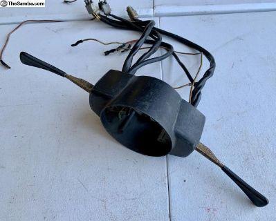 Porsche 911 912 SWB Turn Signal Wiper Switch.