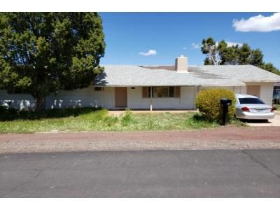 Preforeclosure Property in Show Low, AZ 85901 - E Mills