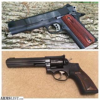 For Sale/Trade: Colt XSE / Ruger GP100