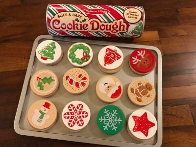 Melissa and Doug Play Christmas Cookies
