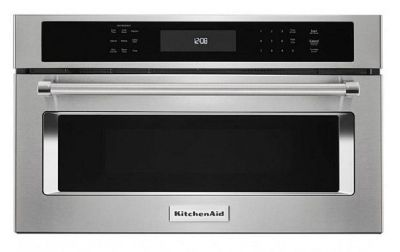KitchenAid Built In Convection/Crisp/Steam Microwave 30""