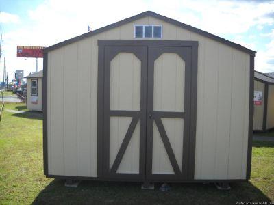 Storage building / Shed , built on site