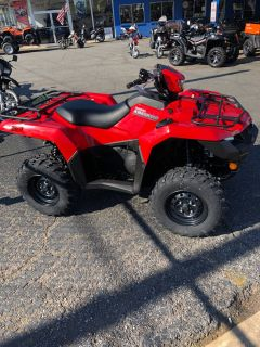 2019 Suzuki Motor of America Inc. KingQuad 500AXi Utility ATVs Little Rock, AR