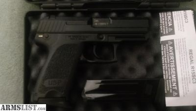 For Sale: Brand new unfired HK USP40c