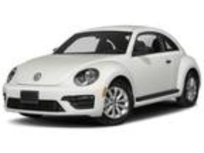 used 2017 Volkswagen Beetle for sale.