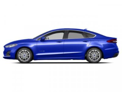 2019 Ford Fusion Hybrid SEL (Velocity Blue Metallic)