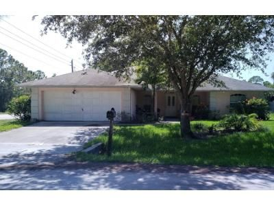 3 Bed 2 Bath Preforeclosure Property in Vero Beach, FL 32967 - 56th Ave