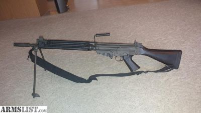 For Sale: FN FAL w/18MAGS!