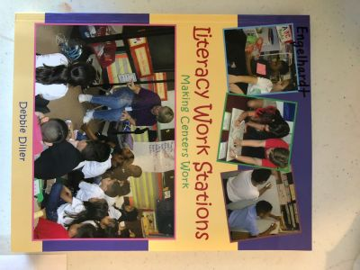 Literacy Work Stations Book
