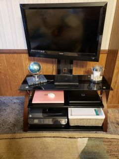 """Metro Flat Panel TV Stand for TVs up to 50"""""""
