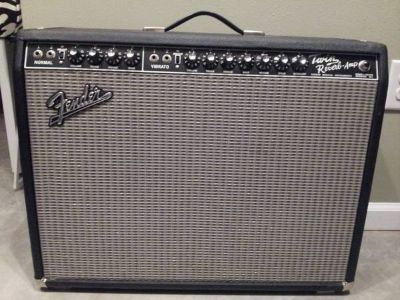 1965 Fender Twin Reverb RI in mint condition