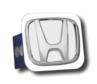 "Purchase Honda ""Plain No Fill"" Chrome Trailer Hitch Plug Made in USA Genuine motorcycle in San Tan Valley, Arizona, US, for US $29.41"