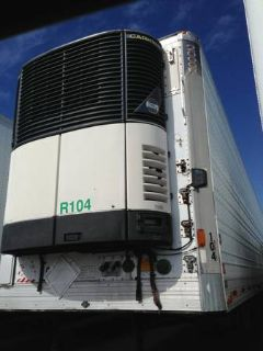 Trailer 48 ft  00 utility reefer