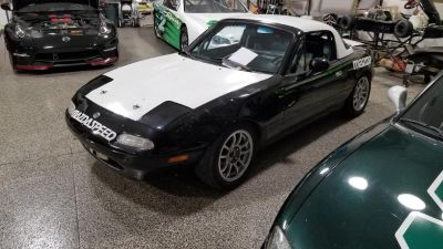1993 miata race car