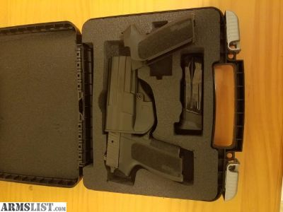 For Sale: Sig Sauer SP2022 9mm