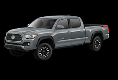 2018 Toyota Tacoma TRD Off-Road (Cement)