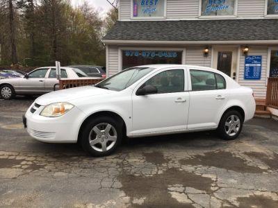 2008 Chevrolet Cobalt LS (White)