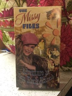 The Missy Files VHS
