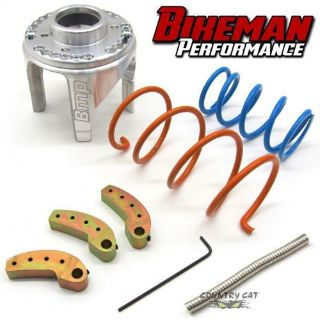 Purchase Bikeman Performance Stage 2 Clutch Kit - Low Altitude - Arctic Cat 2012-2015 800 motorcycle in Sauk Centre, Minnesota, United States, for US $356.99