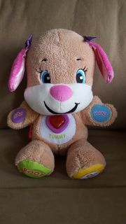 Fisher Price Laugh & Learn Girl Puppy