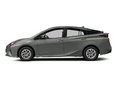 2018 Toyota Prius Four (Sea Glass Pearl)