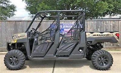 2019 Polaris Ranger Crew XP 1000 EPS Premium Side x Side Utility Vehicles Katy, TX