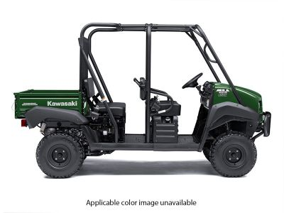 2018 Kawasaki Mule 4010 Trans4x4 Side x Side Utility Vehicles Belvidere, IL