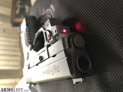 For Sale/Trade: SPRINGFIELD XDS45 WITH VIRIDIAN LASER