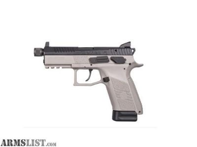 For Sale: CZ P-07 Suppressor Ready - New In Stock