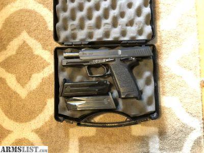 For Sale/Trade: H&K USP Full-size 45