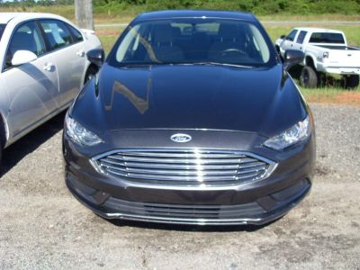 2017 Ford Fusion (GRY)