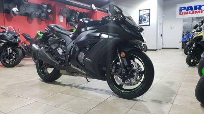 2015 Kawasaki Ninja ZX -10R SuperSport Motorcycles Houston, TX