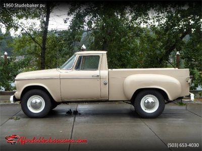 1960 Studebaker Pickup