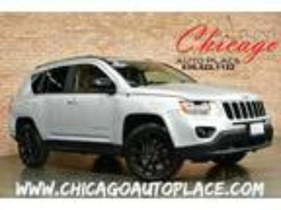 2013 Jeep Compass Sport - 1 OWNER LIMITED EDITION LEATHER HEATED SEA 70793 Miles